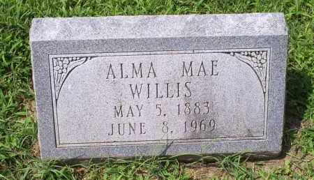 WILLIS, ALMA MAE - Ross County, Ohio | ALMA MAE WILLIS - Ohio Gravestone Photos