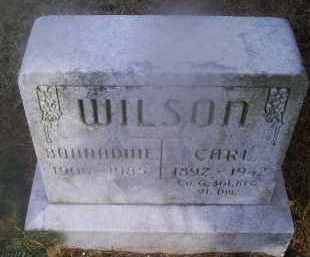 WILSON, BONNADINE - Ross County, Ohio | BONNADINE WILSON - Ohio Gravestone Photos