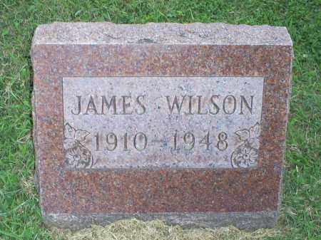 WILSON, JAMES - Ross County, Ohio | JAMES WILSON - Ohio Gravestone Photos