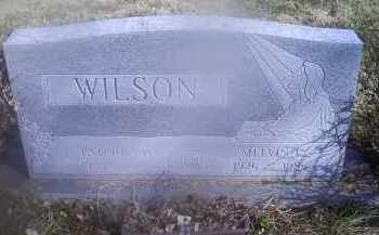 WILSON, MELVIN - Ross County, Ohio | MELVIN WILSON - Ohio Gravestone Photos