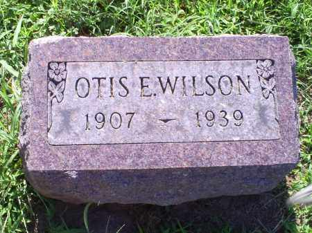WILSON, OTIS E. - Ross County, Ohio | OTIS E. WILSON - Ohio Gravestone Photos