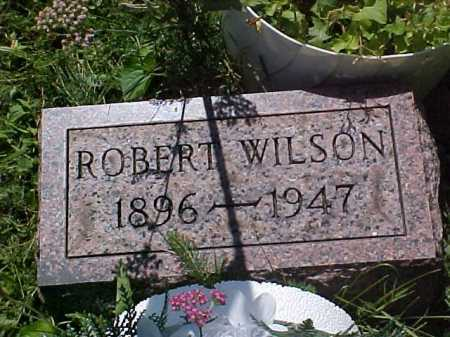 WILSON, ROBERT - Ross County, Ohio | ROBERT WILSON - Ohio Gravestone Photos