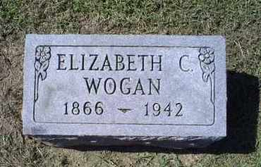 WOGAN, ELIZABETH C. - Ross County, Ohio | ELIZABETH C. WOGAN - Ohio Gravestone Photos