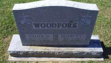 WOODFORK, MILDRED I. - Ross County, Ohio | MILDRED I. WOODFORK - Ohio Gravestone Photos