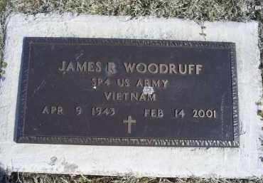 WOODRUFF, JAMES R. - Ross County, Ohio | JAMES R. WOODRUFF - Ohio Gravestone Photos