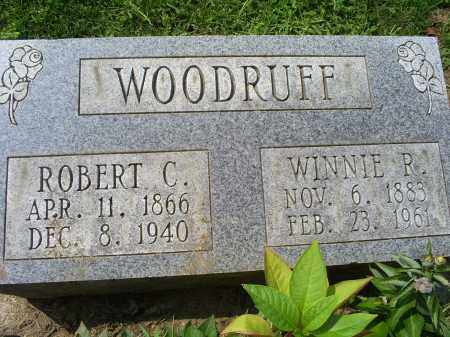 WOODRUFF, ROBERT C. - Ross County, Ohio | ROBERT C. WOODRUFF - Ohio Gravestone Photos