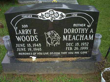 WOODS, LARRY E. - Ross County, Ohio | LARRY E. WOODS - Ohio Gravestone Photos