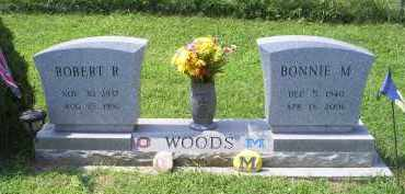 WOODS, ROBERT R. - Ross County, Ohio | ROBERT R. WOODS - Ohio Gravestone Photos