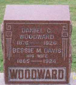 WOODWARD, DANIEL C. - Ross County, Ohio | DANIEL C. WOODWARD - Ohio Gravestone Photos