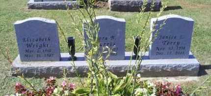 HARRIS, NORA - Ross County, Ohio | NORA HARRIS - Ohio Gravestone Photos