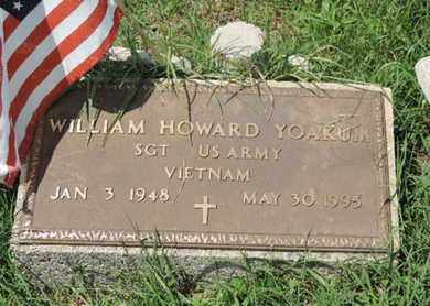 YOAKUM, WILLIAM HOWARD - Ross County, Ohio | WILLIAM HOWARD YOAKUM - Ohio Gravestone Photos