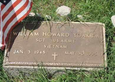 YOAKUM, WILLIAM HOWARD - Ross County, Ohio | WILLIAM HOWARD YOAKUM - Ohio Gravestone Photos