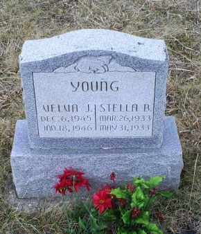 YOUNG, STELLA B. - Ross County, Ohio | STELLA B. YOUNG - Ohio Gravestone Photos