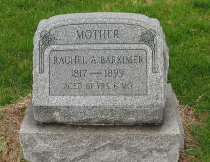 BARKIMER, RACHAEL - Sandusky County, Ohio | RACHAEL BARKIMER - Ohio Gravestone Photos