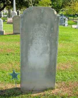 CLEAVELAND, CLARK - Sandusky County, Ohio | CLARK CLEAVELAND - Ohio Gravestone Photos