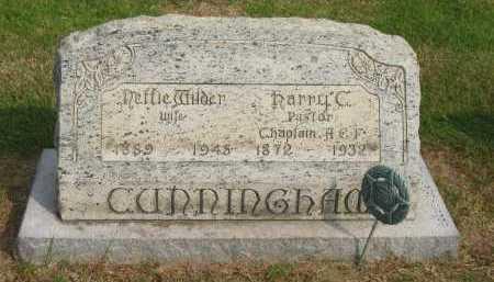CUNNINGHAM, NEFFIE - Sandusky County, Ohio | NEFFIE CUNNINGHAM - Ohio Gravestone Photos