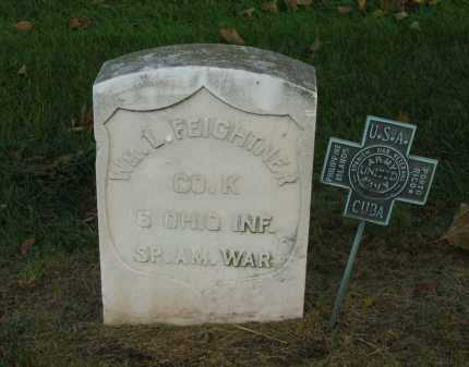 FEIGHTNER, WM. L. - Sandusky County, Ohio | WM. L. FEIGHTNER - Ohio Gravestone Photos