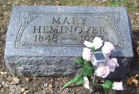 HEMINOVER, MARY CATHERINE - Sandusky County, Ohio | MARY CATHERINE HEMINOVER - Ohio Gravestone Photos