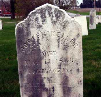KELLER, JOSEPH - Sandusky County, Ohio | JOSEPH KELLER - Ohio Gravestone Photos