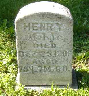 MEHLE, HENRY - Sandusky County, Ohio | HENRY MEHLE - Ohio Gravestone Photos