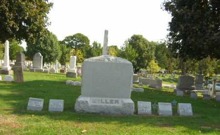 MILLER, FAMILY - Sandusky County, Ohio | FAMILY MILLER - Ohio Gravestone Photos