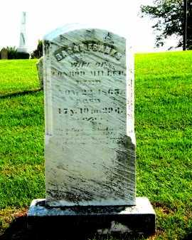 MILLER, CONROD - Sandusky County, Ohio | CONROD MILLER - Ohio Gravestone Photos