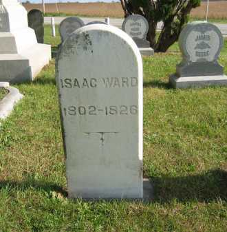 WARD, ISSAC - Sandusky County, Ohio | ISSAC WARD - Ohio Gravestone Photos