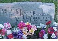 MILLER, CHARLES W. - Scioto County, Ohio | CHARLES W. MILLER - Ohio Gravestone Photos