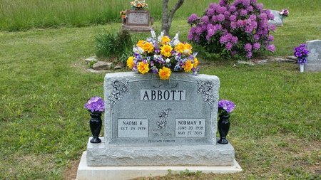 ABBOTT, NORMAN - Scioto County, Ohio | NORMAN ABBOTT - Ohio Gravestone Photos
