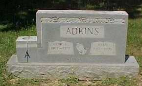 ADKINS, ERNIE - Scioto County, Ohio | ERNIE ADKINS - Ohio Gravestone Photos