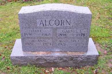 ALCORN, HARRY G. - Scioto County, Ohio | HARRY G. ALCORN - Ohio Gravestone Photos