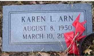ARN, KAREN L. - Scioto County, Ohio | KAREN L. ARN - Ohio Gravestone Photos