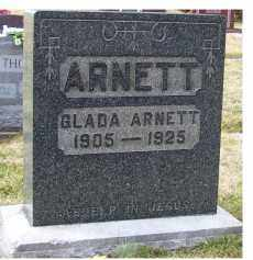 ARNETT, GLADA - Scioto County, Ohio | GLADA ARNETT - Ohio Gravestone Photos
