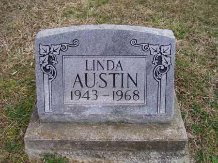 AUSTIN, LINDA - Scioto County, Ohio | LINDA AUSTIN - Ohio Gravestone Photos