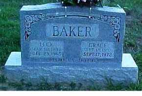 BAKER, GRACE - Scioto County, Ohio | GRACE BAKER - Ohio Gravestone Photos
