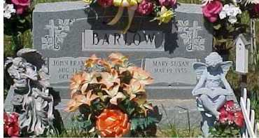 BARLOW, MARY SUSAN - Scioto County, Ohio | MARY SUSAN BARLOW - Ohio Gravestone Photos