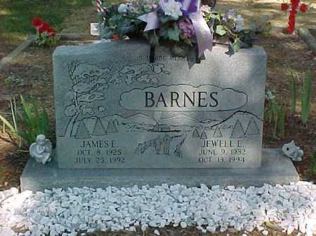 BARNES, JEWELL E. - Scioto County, Ohio | JEWELL E. BARNES - Ohio Gravestone Photos