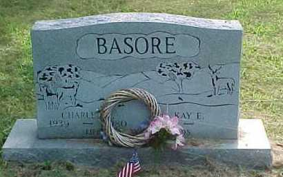 BASORE, KAY E. - Scioto County, Ohio | KAY E. BASORE - Ohio Gravestone Photos