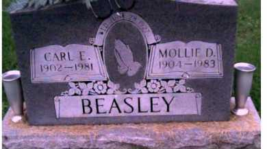 BEASLEY, MOLLIE D. - Scioto County, Ohio | MOLLIE D. BEASLEY - Ohio Gravestone Photos