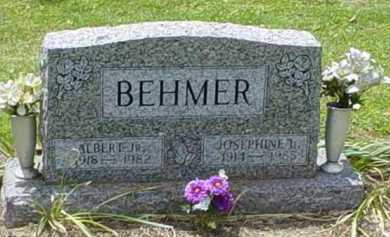 BEHMER, ALBERT JR. - Scioto County, Ohio | ALBERT JR. BEHMER - Ohio Gravestone Photos