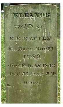 BENNET, ELEANOR - Scioto County, Ohio | ELEANOR BENNET - Ohio Gravestone Photos