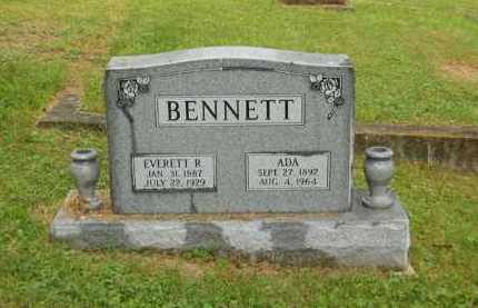 BENNETT, EVERETT R. - Scioto County, Ohio | EVERETT R. BENNETT - Ohio Gravestone Photos