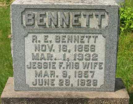 BENNETT, JESSIE F. - Scioto County, Ohio | JESSIE F. BENNETT - Ohio Gravestone Photos