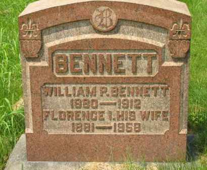 BENNETT, WILLIAM P. - Scioto County, Ohio | WILLIAM P. BENNETT - Ohio Gravestone Photos