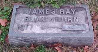 BLACKBURN, JAMES RAY - Scioto County, Ohio | JAMES RAY BLACKBURN - Ohio Gravestone Photos