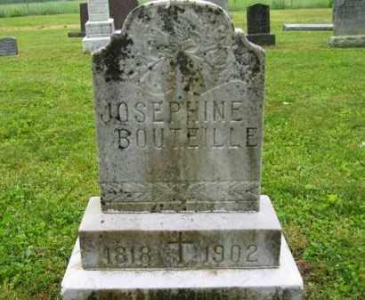 BOUTEILLE, JOSEPHINE - Scioto County, Ohio | JOSEPHINE BOUTEILLE - Ohio Gravestone Photos