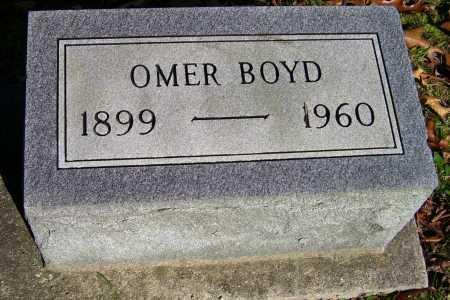BOYD, OMER - Scioto County, Ohio | OMER BOYD - Ohio Gravestone Photos