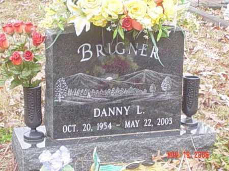 BRIGNER, DANNY L. - Scioto County, Ohio | DANNY L. BRIGNER - Ohio Gravestone Photos