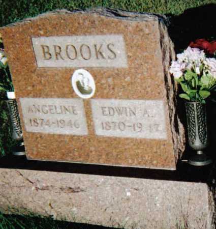 BROOKS, ANGELINE - Scioto County, Ohio | ANGELINE BROOKS - Ohio Gravestone Photos