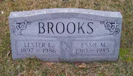 BROOKS, ESSIE M. - Scioto County, Ohio | ESSIE M. BROOKS - Ohio Gravestone Photos